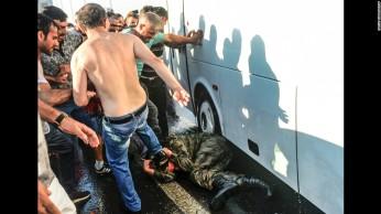 lincselés Isztambulban