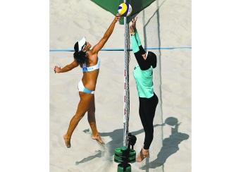 TOPSHOT-BEACH VOLLEYBALL-OLY-2016-RIO-ITA-EGY