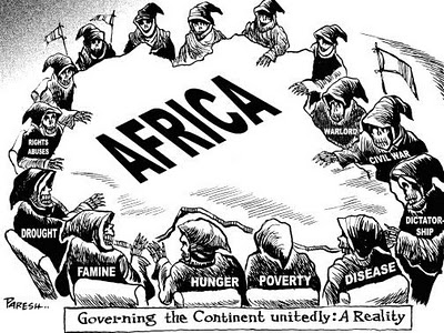 africa re colonized