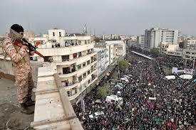 iran protests 1