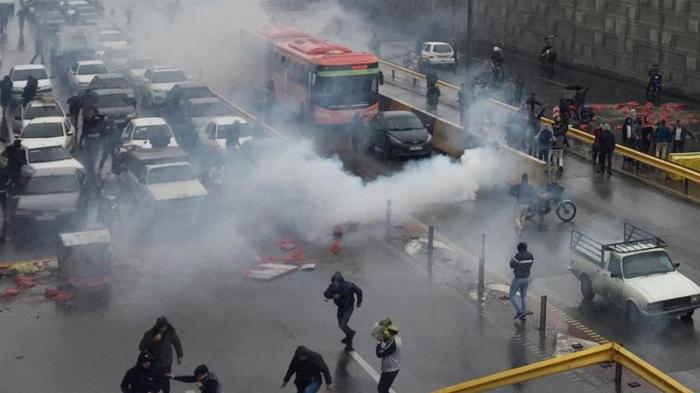 iran protests 2